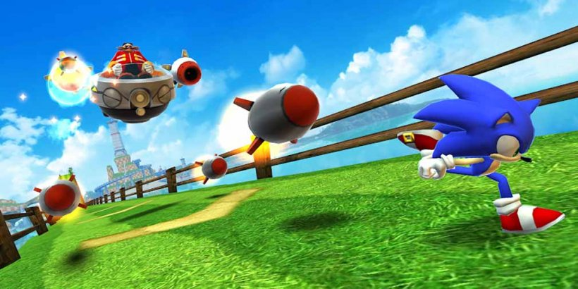 Sonic Dash, the endless runner featuring the popular blue hedgehog, is celebrating 500 million downloads globally