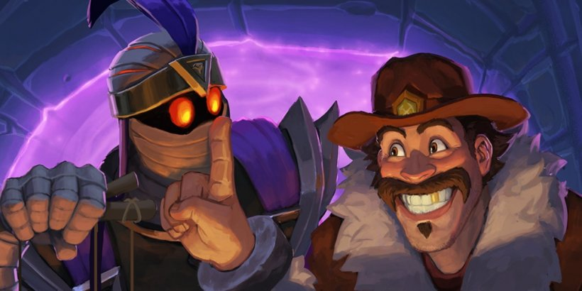 Chapter 3 of Hearthstone's Galakrond's Awakening expansion is available now