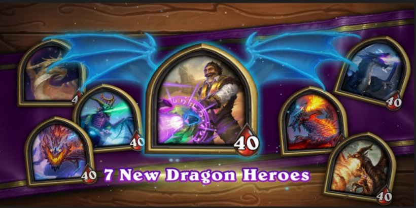 Hearthstone's Battlegrounds mode gets new minions and dragon heroes