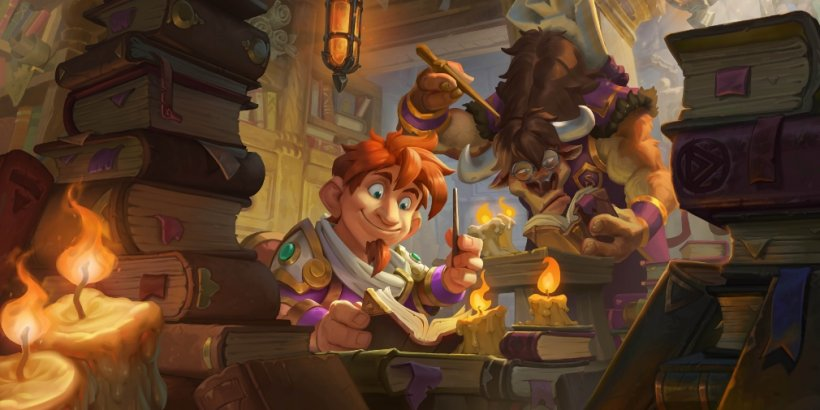 Hearthstone's latest expansion Scholomance Academy will launch 6th August with pre-release Fireside Gatherings taking place from July 31st