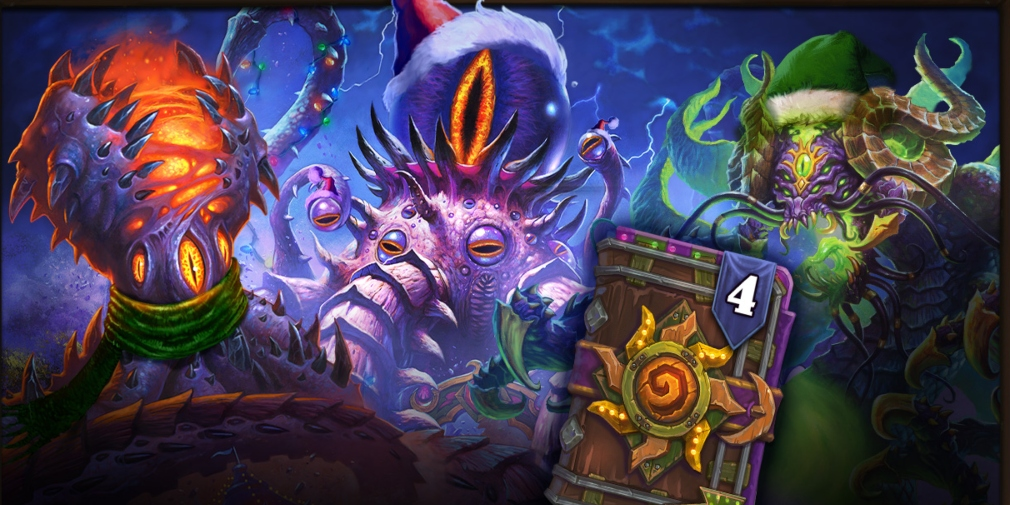 Hearthstone Battlegrounds' latest update sees the Old Gods added to the game as Heroes
