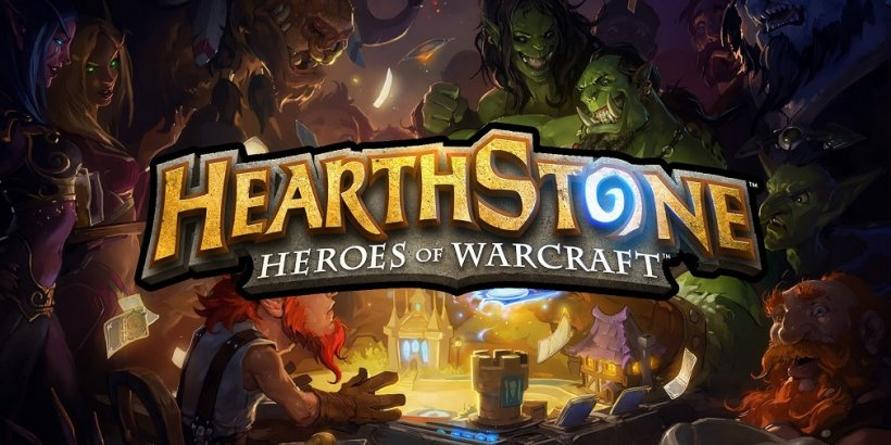 Hearthstone's new Forged in the Barrens expansion releases 30th March