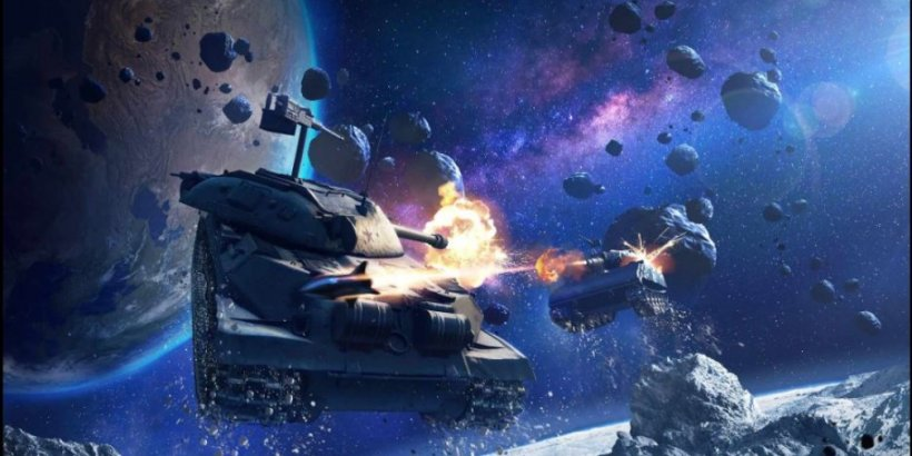 World of Tanks Blitz heads to the moon with a limited-time Gravity Force Mode event