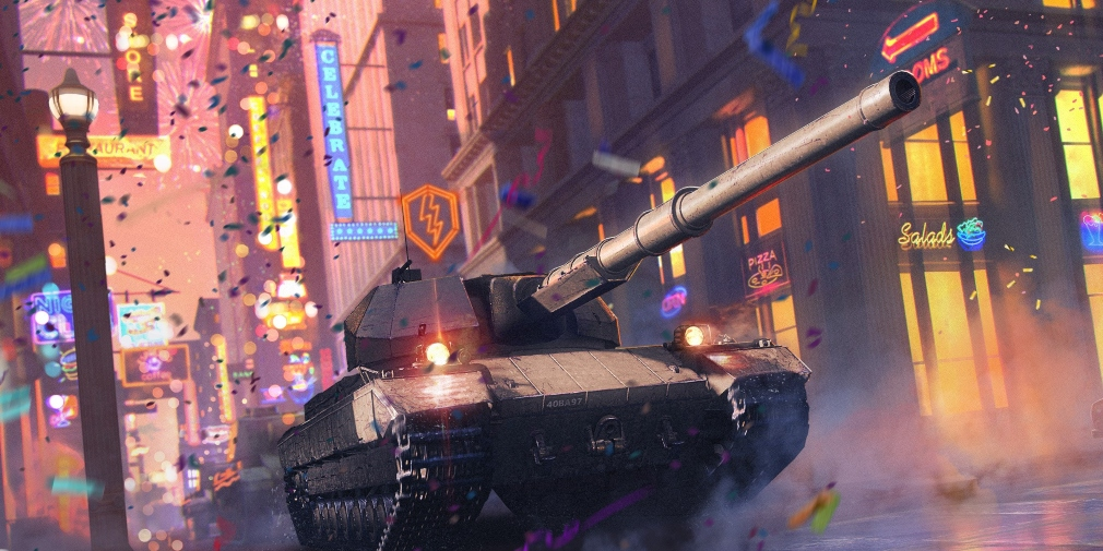 Watch World of Tanks Blitz' final regional tournament, the Blitz North America Cup, unfold right here this Friday