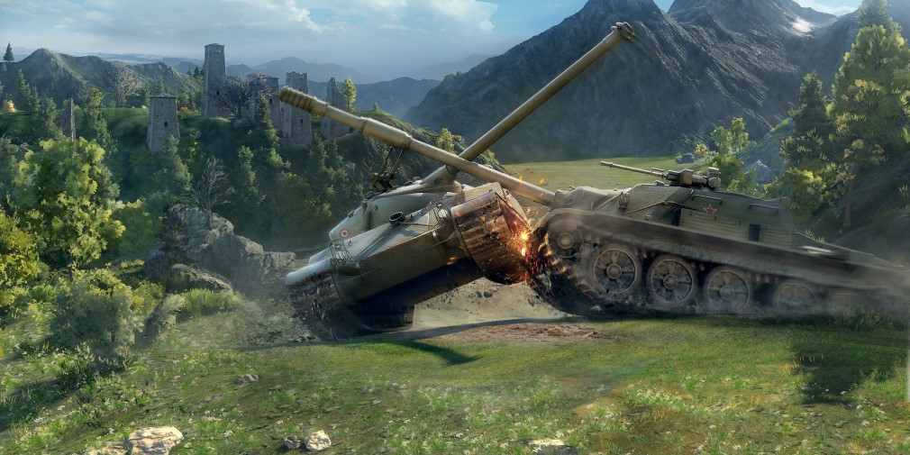 World of Tanks Blitz: Wargaming GM, Thaine Lyman on the Switch version and continued dominance of mobile gaming
