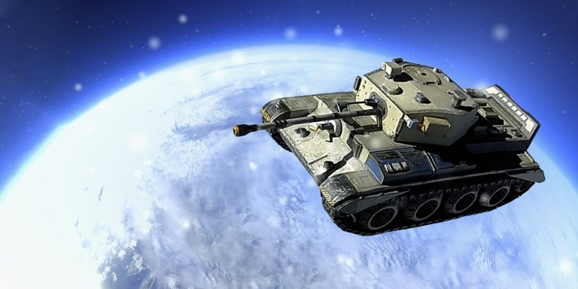 World of Tanks Blitz features the return of popular Gravity Force mode