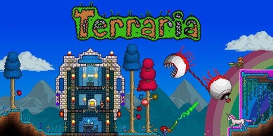Terraria's withdrawal from Google platforms won't affect Android version, dev says