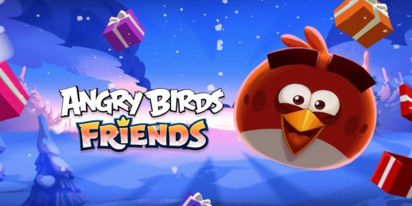 Angry Birds Friends is collaborating with the World Health Organization for World Mental Health Day