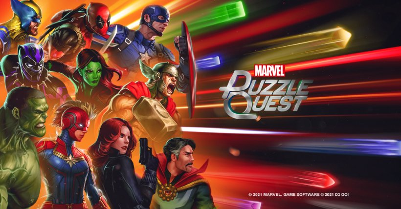 Marvel Puzzle Quest is celebrating its 8th anniversary with a new character and PvP event