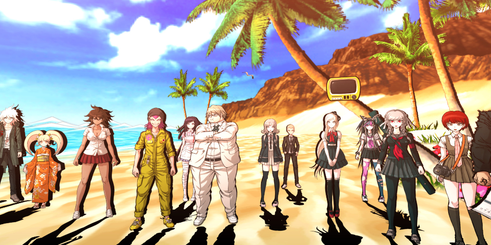 Danganronpa 2: Goodbye Despair Anniversary Edition hits iOS & Android on August 20th
