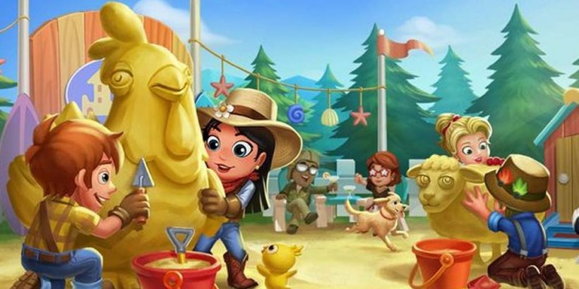 Farmville 2: Country Escape celebrates Father's Day with new toy challenge