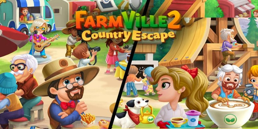 FarmVille 2: Country Escape will celebrate World Food Day and International Coffee Day in September