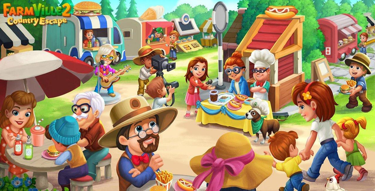 farmville 2 world food day