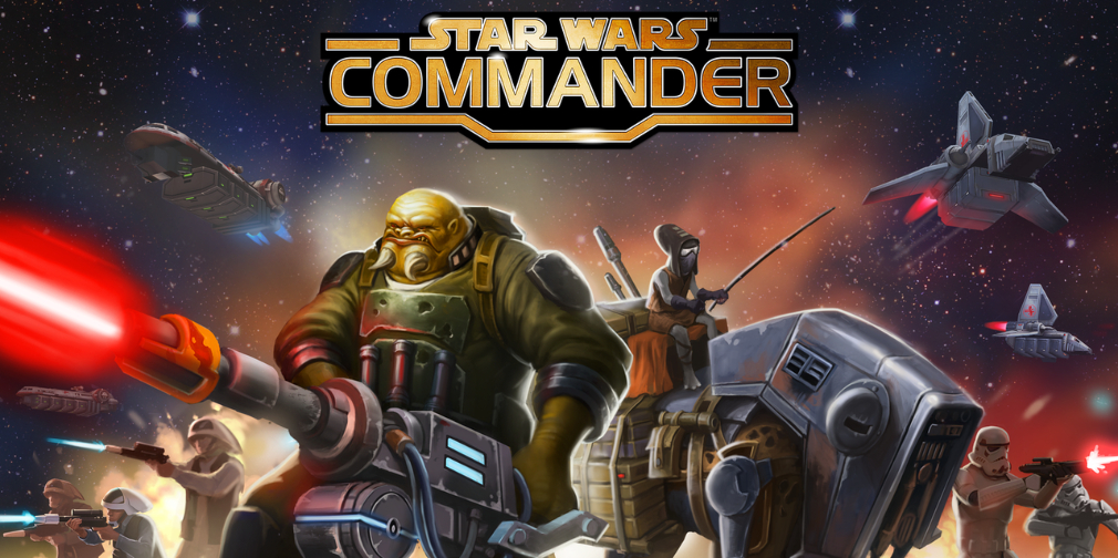 Star Wars Commander removed from stores ahead of its closure on June 12th