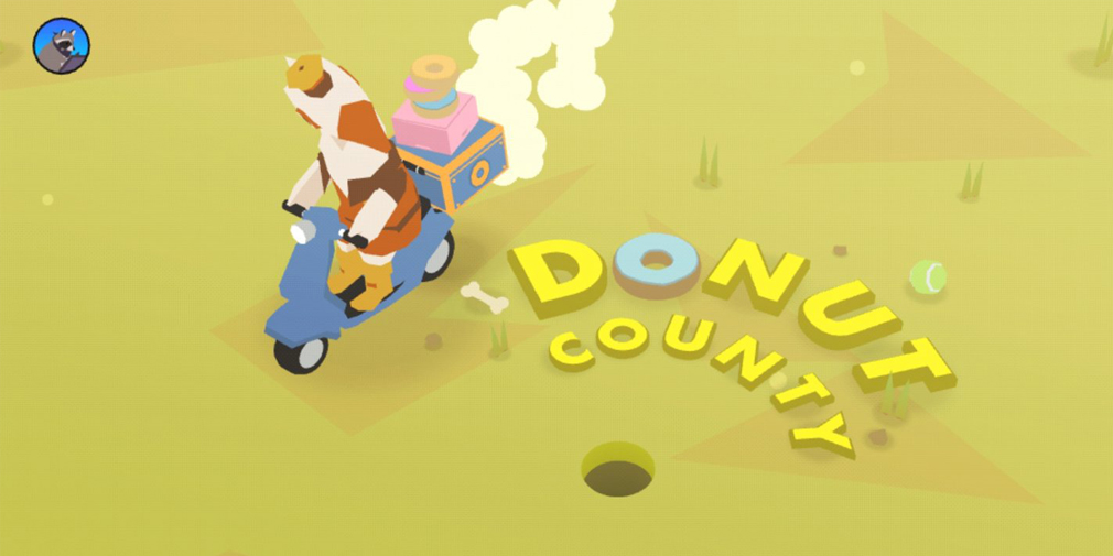 "Donut County review - ""Fun, hole-some nonsense"""