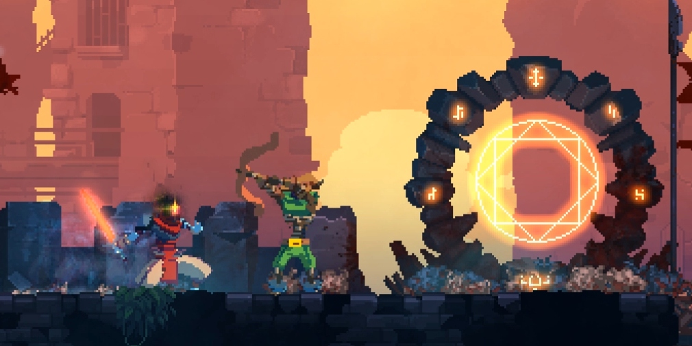 New Dead Cells update adds new difficulty, enemies, and more