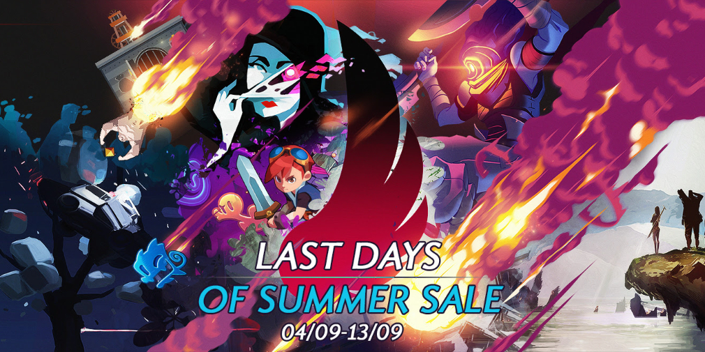 Playdigious launches major sale with discounts for Dead Cells, Cultist Simulator, The Almost Gone, and more