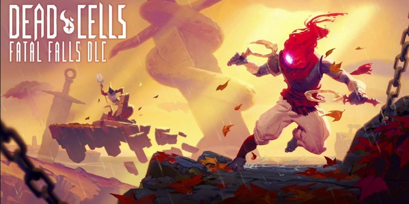 Dead Cells is releasing its Fatal Falls DLC on 26th January, but mobile players will have to wait a little longer