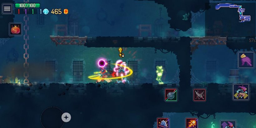 Dead Cells' revolutionary mobile port of the roguelite action platformer has sold over two million units in China