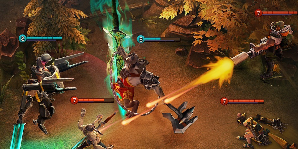 Top 12 best MOBA games on iPhone and iPad