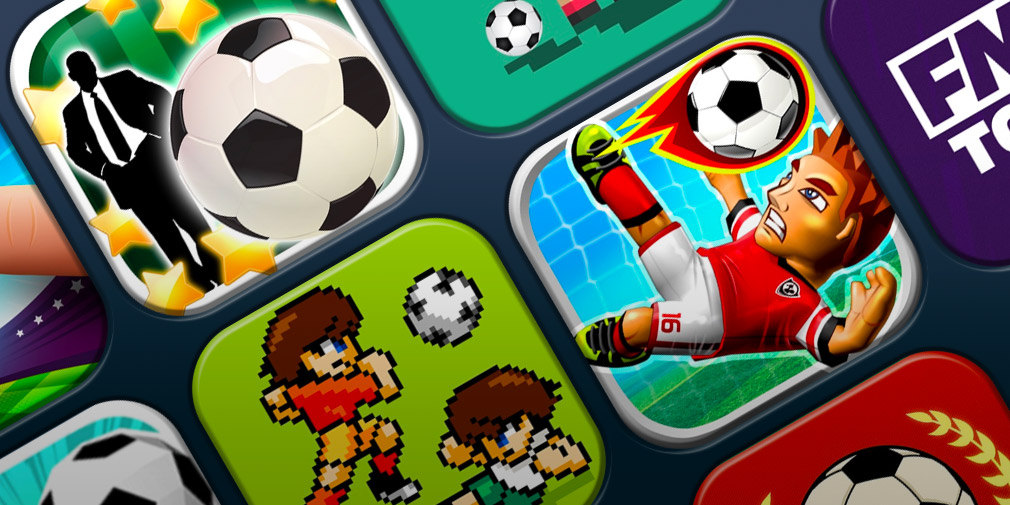 Top 25 best football games for iPhone and iPad