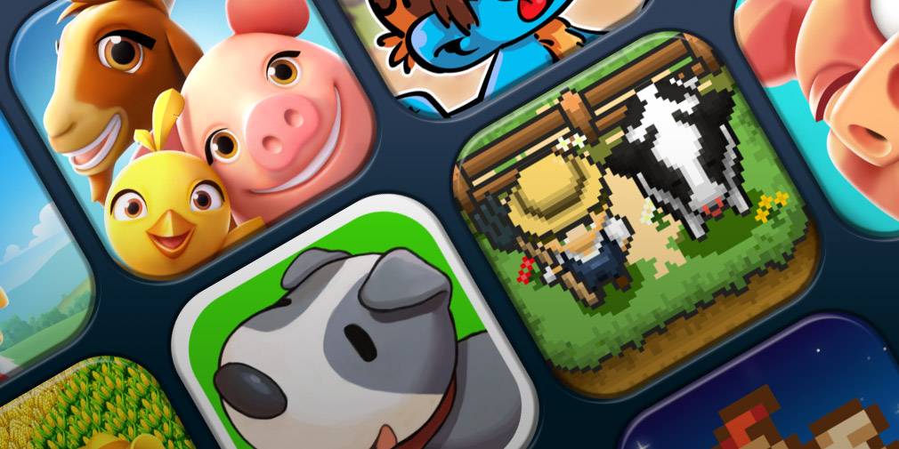 Top 25 best farming games for iPad and iPhone (iOS)