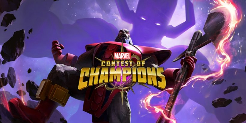 Marvel Contest of Champions' latest addition to its ever-growing roster is Terrax the Tamer