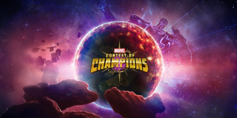 Marvel Contest of Champions introduces its creative Incursions co-op mode