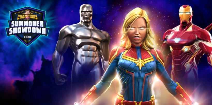 Marvel Contest of Champions' Summoner Showdown tournament returns next month