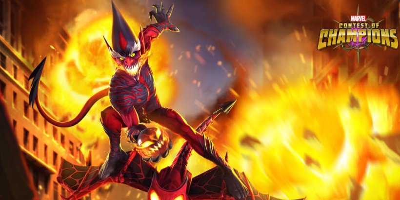 Red Goblin and Cosmic Ghost Rider will arrive in Marvel Contest of Champions this month