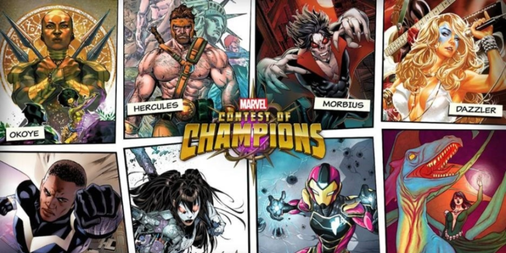 Marvel Contest of Champions will hold a fan vote to determine which character will be added to the roster in 2021