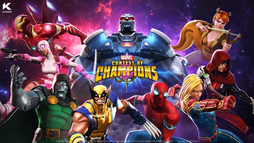 Four reasons to play Marvel Contest of Champions, Kabam's stellar mobile fighting game