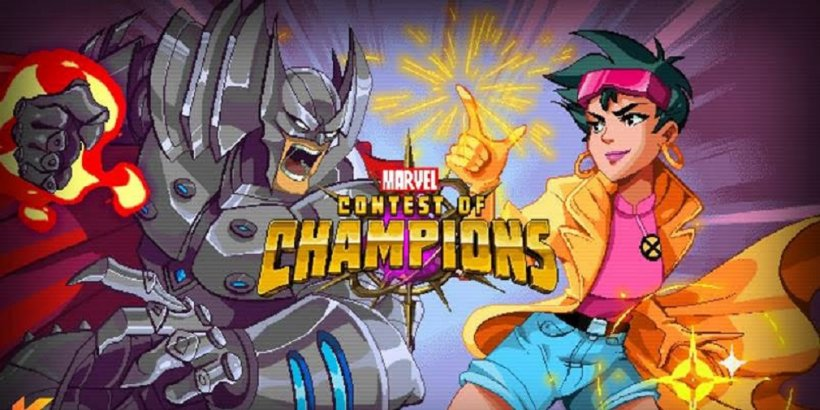 Marvel Contest of Champions adds mutant characters Jubilee and Stryfe