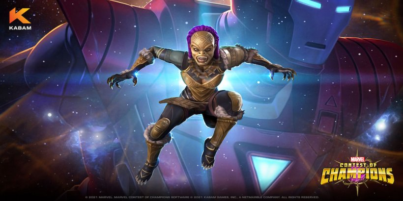 Marvel Contest of Champions latest update introduces Jabari Panther and Silver Centurion
