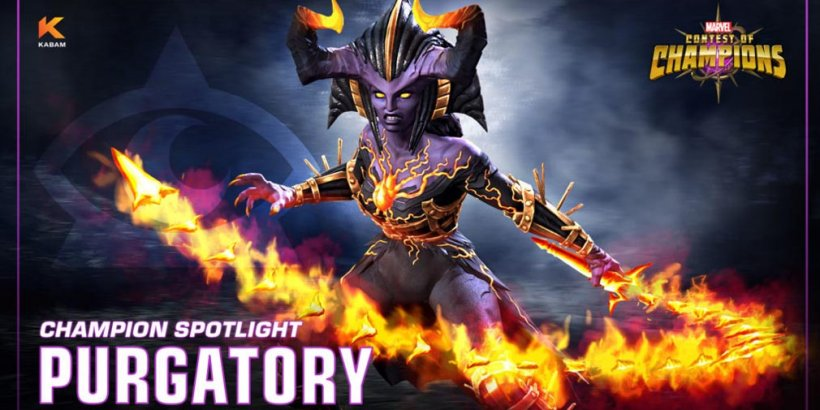Marvel Contest of Champions adds new bloodthirsty champion, Purgatory