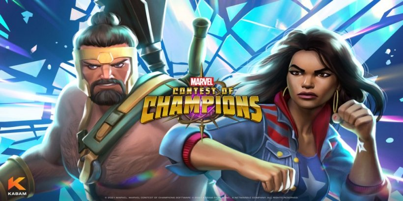 Marvel Contest of Champions' latest update sees Hercules added to the roster