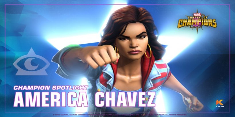 Marvel Contest of Champions adds America Chavez to their lineup of heroes