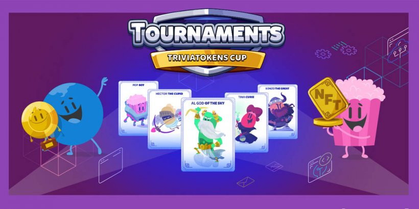 Trivia Crack lets U.S. players win NFTs through this weekend's TriviaTokens Cup