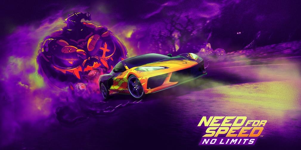 Need for Speed : No Limits annonce un événement d'Halloween avec les jouets Madballs