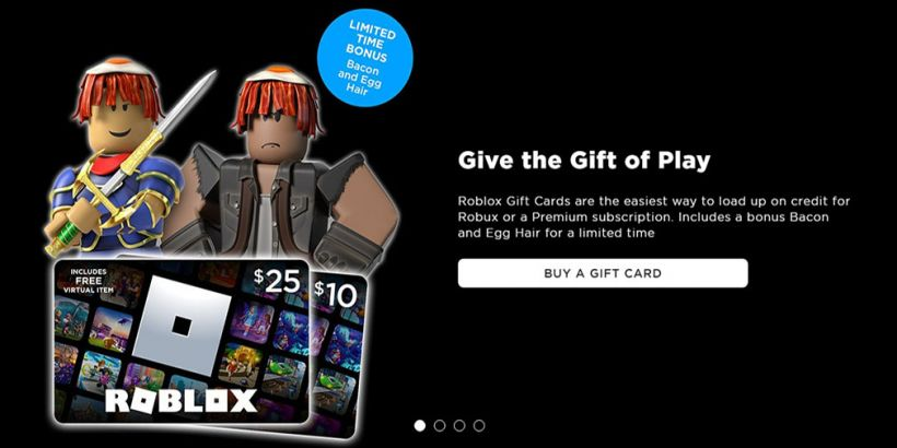 Roblox Gift Cards: Where to buy them and what bonuses they give
