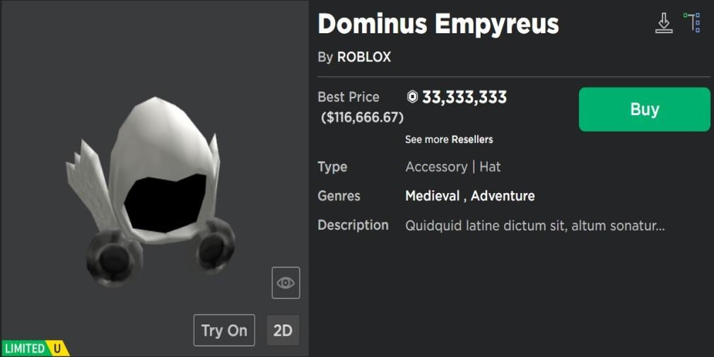 Dominus Empyreus
