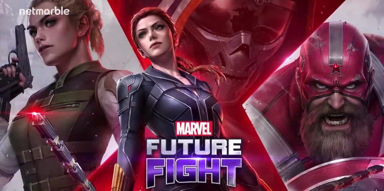 Marvel Future Fight's Black Widow update adds characters and themed outfits from the delayed film