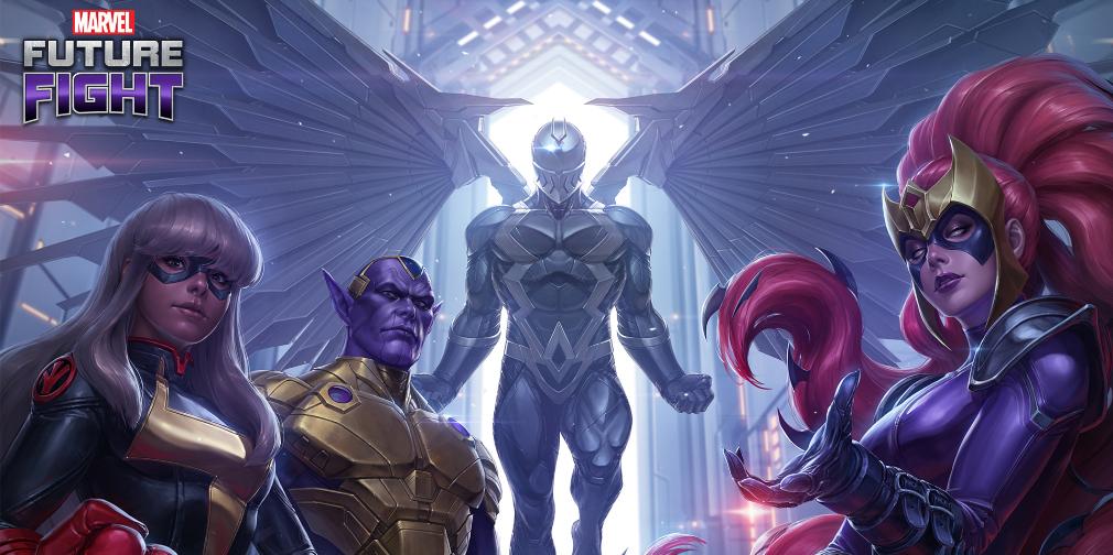 Marvel Future Fight's Inhumans vs X-Men update has landed