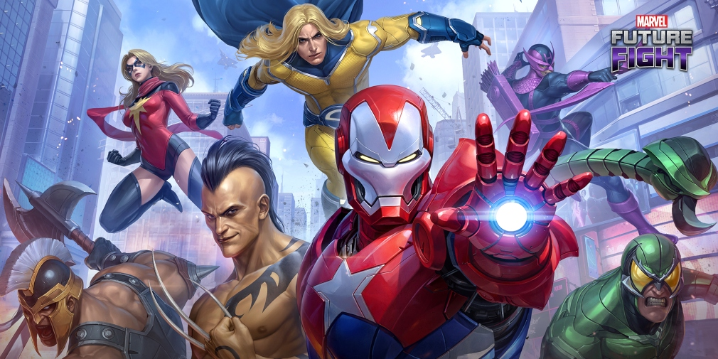 Marvel Future Fight's latest update introduces six new characters to the popular RPG