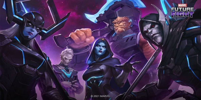Marvel Future Fight releases a new update, Black Order, that features Thanos themed content