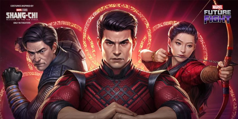 Marvel Future Fight adds Shang-Chi characters into the RPG to coincide with the upcoming theatrical release of the film