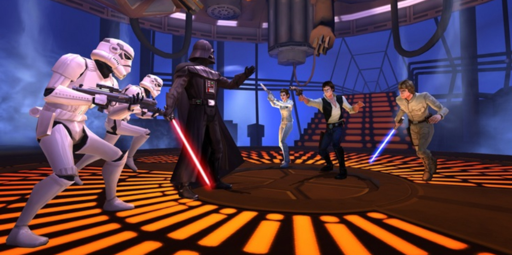 Top 5 best Star Wars games for iPhone, iPad or Android