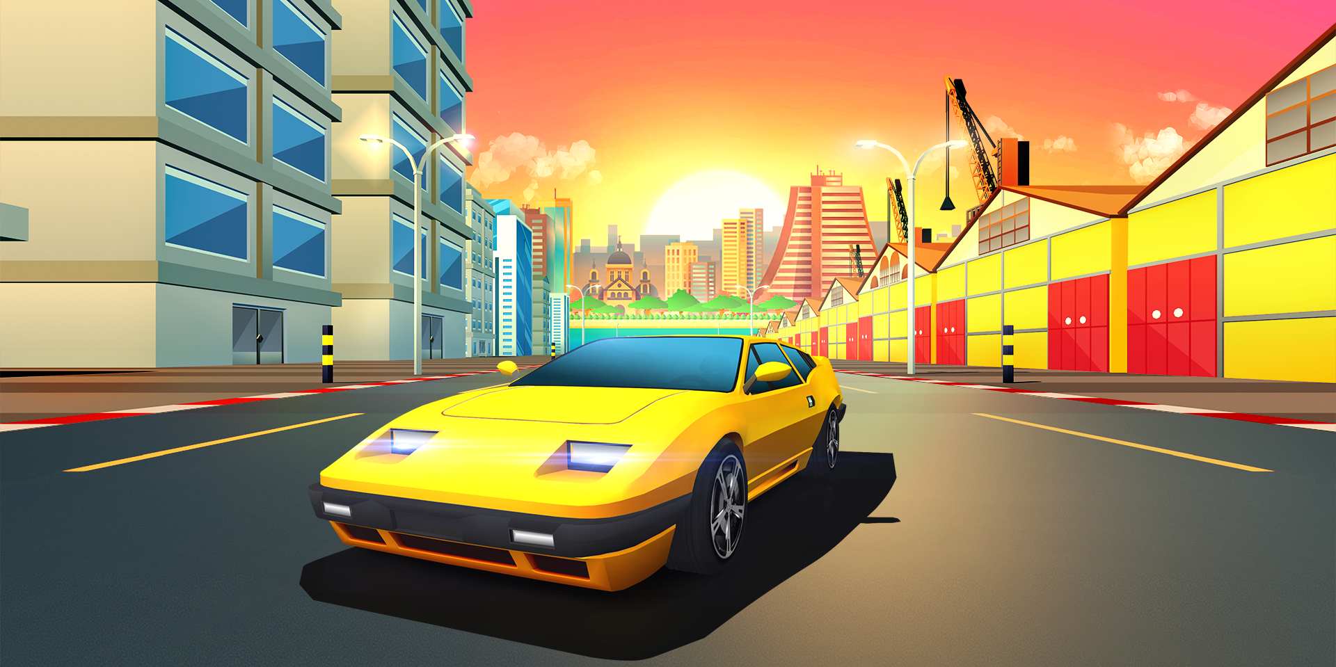 Horizon Chase Turbo and World Tour receive celebratory updates featuring new tracks, skins, and more