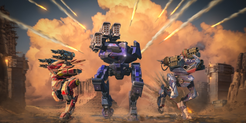 War Robots Remastered, the revamped version of Pixonic's 6v6 shooter, is available now for iOS and Android