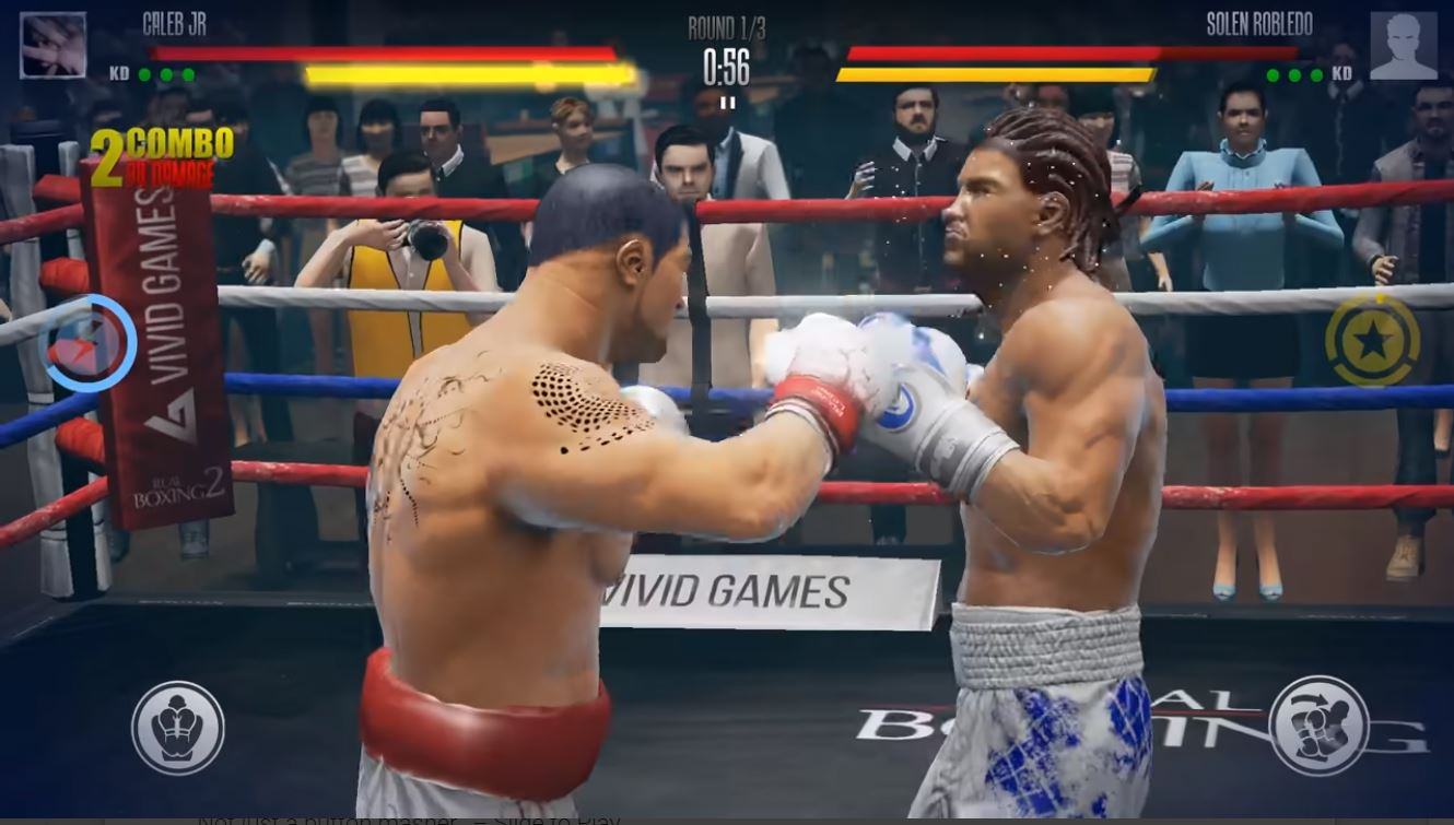 Real Boxing 2: Tips to help go for the knockout blow